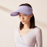 蕉下遮阳防晒帽 ,藤紫色