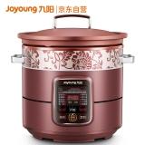 九阳(Joyoung)电炖锅 电炖盅 大容量紫砂 养生全自动预约家用电砂锅陶瓷煮粥煲汤锅05AK