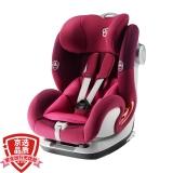 宝贝第一(Babyfirst)安全座椅 儿童安全座椅 约9个月-12岁 铠甲舰队尊享版PLUS 石榴紫