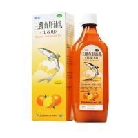 三維魚肝油乳,500g(兒童用)