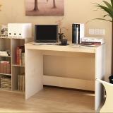 慧乐家 电脑桌 泊雅特电脑书桌 台式家用学生学习桌 白枫木色 11080