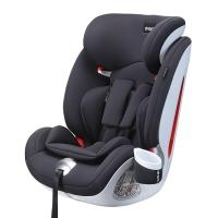 Drom 儿童汽车安全座椅 宝宝安全座椅  双鱼座9个月-12岁 3C认证绅士灰