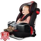 GRACO葛莱儿童安全座椅汽车用 适合9个月-12岁宝宝座椅 鹦鹉螺系列 8J96ORNN 黑深色