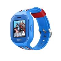 华为(HUAWEI) 华为K2儿童智能电话手表 360度安全定位防护小孩学生通话手表手机 美国队长长款