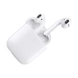 Apple AirPods 配无线充电盒 苹果蓝牙耳机