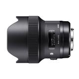 适马(SIGMA)ART 14mm F1.8 DG HSM 全画幅 大光圈超广角镜头 星空星轨 风光风景(佳能单反卡口)