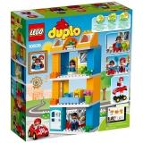 乐高(LEGO)积木 得宝DUPLO温馨家庭2-5岁 10835 儿童玩具 男孩女孩生日礼物 大颗粒