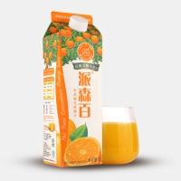 派森百 NFC鲜橙汁,1000MLX8盒