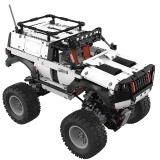 小米 智能积木 越野四驱车 四轮独立悬挂 可编程智能遥控汽车电动玩具 益智启蒙儿童大人玩具