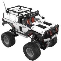 小米 智能積木 越野四驅車 四輪獨立懸掛 可編程智能遙控汽車電動玩具 益智啟蒙兒童大人玩具