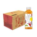 农夫山泉 茶π(茶派)茶饮料 柠檬红茶500ml*15瓶 整箱装(新版)