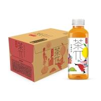 農夫山泉 茶π(茶派)茶飲料 檸檬紅茶500ml*15瓶 整箱裝(新版)