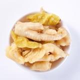 有友 泡椒凤爪 重庆特产鸡爪 休闲零食小吃 山椒味180g*3袋