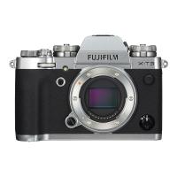富士 (FUJIFILM) X-T3/XT3 微单 银色机身 照相机 2610万像素 翻折触摸屏 4K