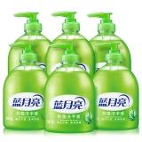 蓝月亮 芦荟抑菌洗手液套装:500g瓶×6  99.9%抑菌