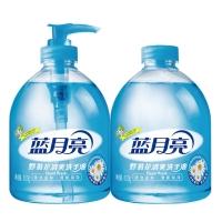 蓝月亮 野菊花洗手液(500g瓶+500g瓶装补充装)  12组/箱