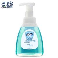 绿伞 抗菌泡沫洗手液300g/瓶(悠然海风) 滋润护肤易冲洗