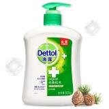 滴露 Dettol 健康抑菌洗手液 经典松木 500g/瓶