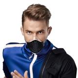 MEHOW MEsport系列 运动口罩 骑行跑步适用防雾霾PM2.5 有呼吸阀  1枚装