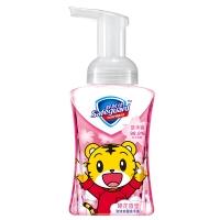 舒肤佳泡沫儿童洗手液巧虎樱花225ml 健康抑菌 pH温和 爸爸去哪儿同款