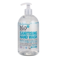 泊欧涤  抑菌洗手液(无味纯净)易冲洗 保湿 滋润双手孕妇儿童均可用(英国进口)500mL