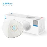 LIFAair LM99自吸过滤式防雾霾防尘口罩 (10只装)