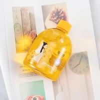 隆力奇蛇胆金银花抑菌清洁洗手液家庭套装500ml*6(瓶+瓶补)