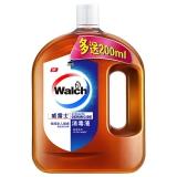 威露士(Walch) 家用消毒液1.8L 家居衣物除菌液松木清香杀菌率99.999%  与洗衣液配合使用