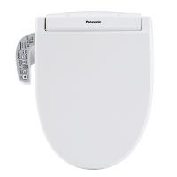 松下(Panasonic)智能马桶盖 洁身器 抗菌材质 电子坐便盖 储热式洁净升级DL-1309CWS
