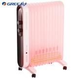 格力(GREE)取暖器 /电暖器/电暖气片家用 13片静音速热电热油汀NDY18-X6121
