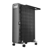 美的(Midea)家用冬天干衣保暖 烤火炉油汀 办公室恒温取暖器 13片 NYX-G1