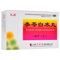 参苓白术丸,6gx10袋