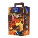 麦斯威尔 Maxwell House 速溶咖啡特浓100条 国潮新年礼盒(1300g/盒)