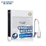 史密斯(A.O.Smith) 智能净水器 专利MAX3.0反渗透滤芯 1.2升/分钟 无桶大流量 净水机 R1200XD2 京品家电