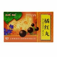 橘紅丸,7.2gx12袋(水蜜丸)