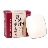 日本原装进口          奈逸洛柯马油香皂,80g