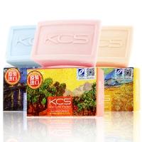 爱敬 可希丝 名画香皂3块(丝润型、活力型、清爽型) ,100g
