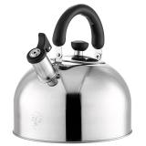 美厨(maxcook)烧水壶304不锈钢水壶 4L加厚鸣音 煤气电磁炉通用 乐厨系列 MS004Y