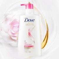 多芬(DOVE)洗发水 日常滋养修护洗发乳700ml(新旧包装随机发货)