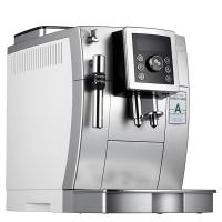 德龙(Delonghi)咖啡机 家用意式全自动 欧洲进口 手动卡布基诺奶泡系统 自动清洁 ECAM23.420.SW