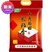 十月稻田 长粒香大米 东北大米 东北香米 10kg