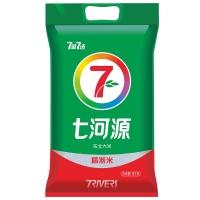 七河源 精制米 大米5kg 东北大米(新老包装随机发货)