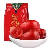 一品玉 休闲零食 蜜饯果干 新疆特产 大枣 和田大红枣六星218g/袋