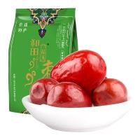 一品玉 休闲零食 蜜饯果干 新疆特产 大枣 和田大红枣五星218g/袋