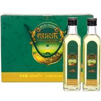 得尔乐 有机山茶油礼盒 茶籽油325ml*4瓶食用油 压榨一级 送礼盒装