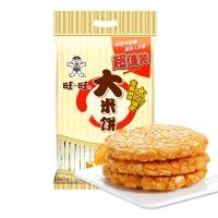 旺旺 大米饼 香脆米饼 膨化食品 零食 饼干糕点 原味 1000g