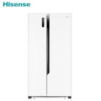 海信 (Hisense) 518升 對開門電冰箱 風冷無霜 纖薄大容量雙開門 家用節能靜音 白色 BCD-518WT