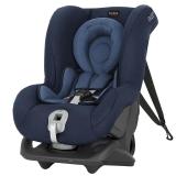 宝得适 百代适britax 宝宝汽车儿童安全座椅 头等舱白金版 正反向安装适合约0-4岁(月光蓝)