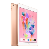 Apple iPad 平板电脑 2018年新款9.7英寸(128G WLAN版/A10 芯片/Touch ID MRJP2CH/A)金色