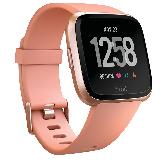 Fitbit Versa 运动智能手表 健身防水 蓝牙 自动锻炼识别 音乐存储 来电短信微信提醒 玫瑰金